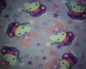 Hello Kitty Baby Blanket