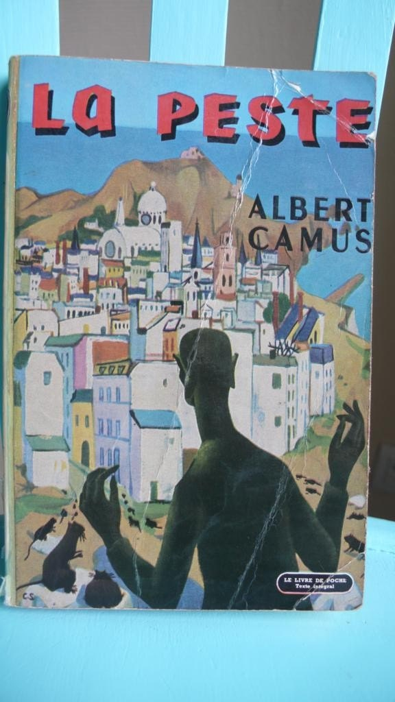 the story of the plague in albert camus the plague Albert camus' vision in the plague was bleak, but his study in terrorism is also a fable of redemption, finds marina warner.