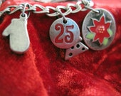 Countdown to Christmas Charm Bracelet