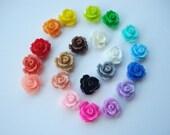 Tiny Roses 21pcs