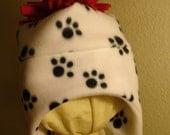 Fleece Hat with Flaps