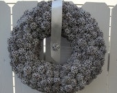 Sweetgum Fruit Wreath