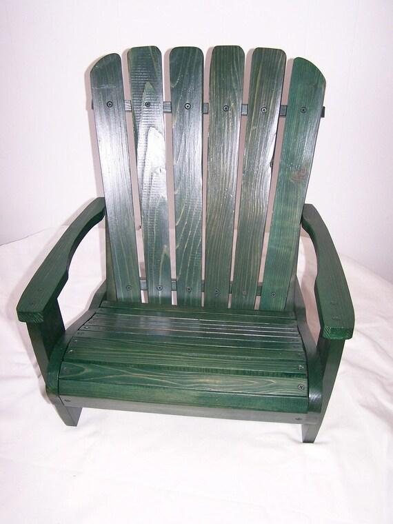 Childs Adirondack Chair, Green