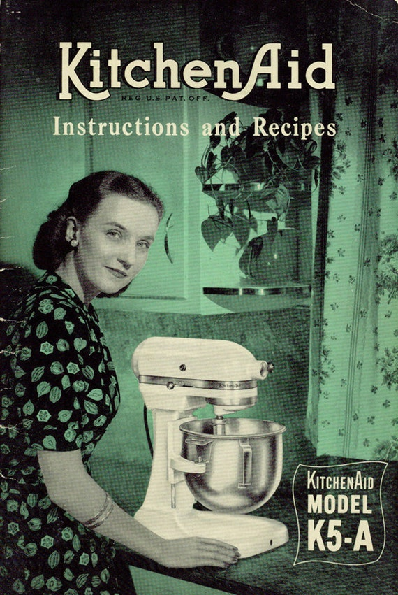 Model K A Kitchen Aid Mixer