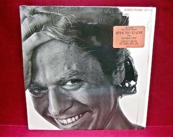 ROBERT PALMER - Addicted to Love - 1985 Vintage Vinyl Record Album