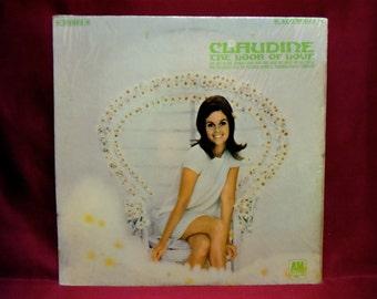 CLAUDINE LONGET - The Look of Love - 1967 Vintage Vinyl LP Record Album