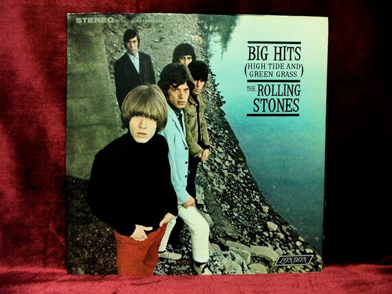 The Rolling Stones Big Hits High Tide And Green Grass