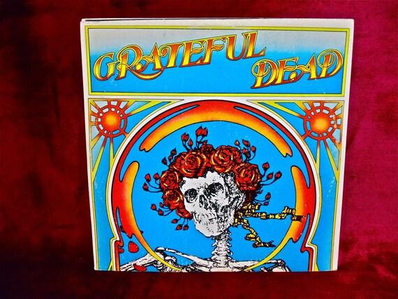 The Grateful Dead Grateful Dead 1971 Vintage By