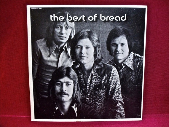 BREAD - The Best of Bread - 1973 Vintage Vinyl GATEFOLD Record Album