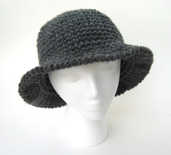 Crochet Patterns One Skein : Hat Crochet Pattern One Skein project- Gorgeous Ribbed- PDF file ...