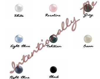 Add on Pearls - Swarovski crystal