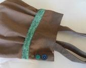 laptop bag, 15 inch, Diaper bag, Gray, faux leather, school bag, Turquoise, lace, flower, cotton, red, button, women, school, student