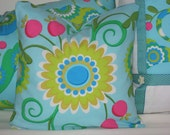 Floral Pillow 10x10