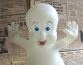 Casper the Friendly Ghost / Casper Toy /Casper Glow in the Dark Toy / Glow in the Dark Casper