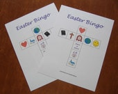 Easter Bingo (Bible Game)