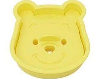 Winnie the pooh Bread & Cookie cutters