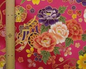 Japanese Kimono design fabric fat quarter