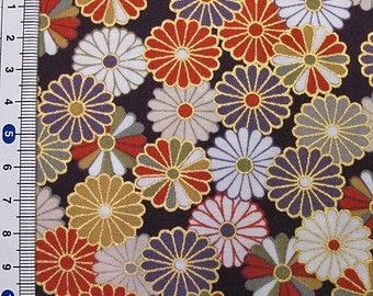 Japanese Kimono design fabric half yard