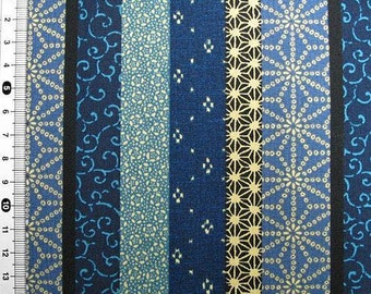 half yard Japanese kimono cotton fabric patchwork kimono design