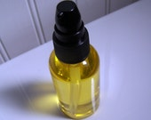 Completely Natural Precious Golden Facial Oil... Light, Moisturizing, Fragrance and Color Free