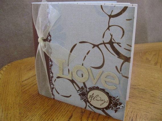 Love Always Wedding Photo Album