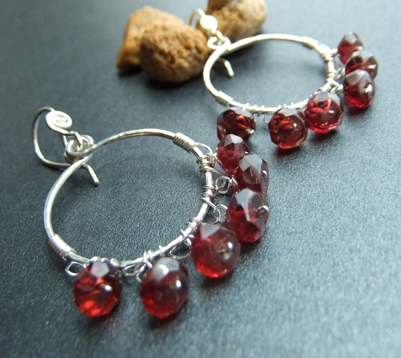 Hoop Earrings , Earrings , Jewelry
