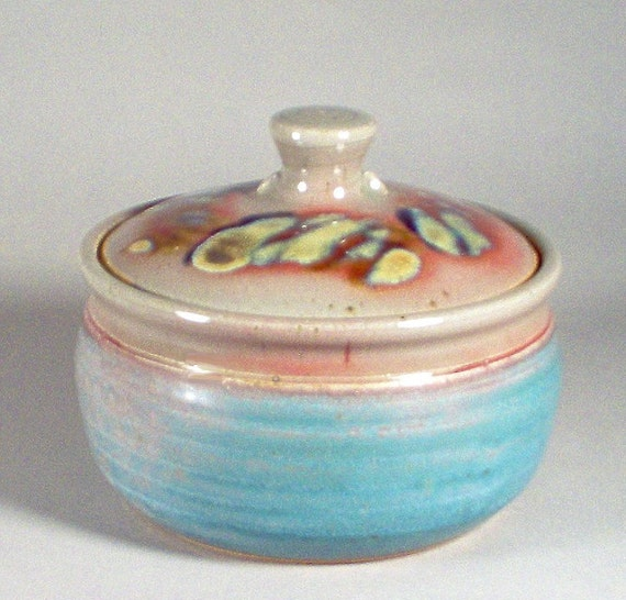 Small Casserole Turquoise