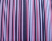 SALE Michael Miller Quilt Fabric It's a Girl Thing - Play Stripe in Bloom CX3137