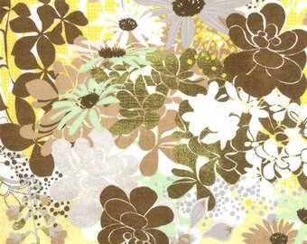 Sale - Moda Quilting Fabric Origins Renew in Vanilla by Basic Grey - 1 yard 30230-11