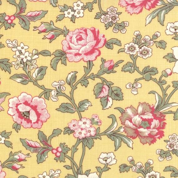 Pom Pom de Paris Mme Plantier Moda quilting fabric by French General 13574-12