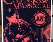 Texas Cainsaw Massacre Poster