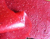 Apple / Raspberry - Rolled Fruit Leather