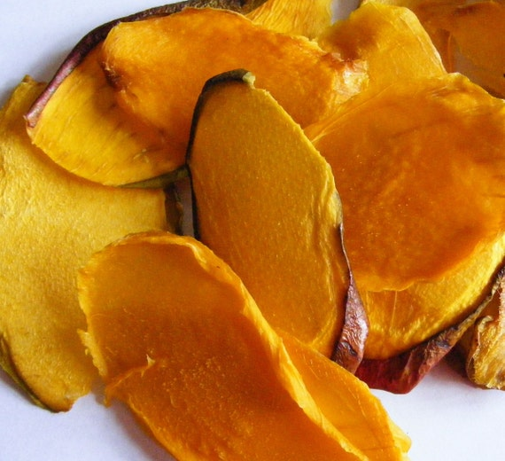 ORGANIC Dehydrated Mango slices