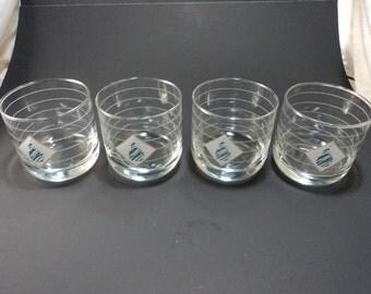 Vintage Libbey Highball Glasses