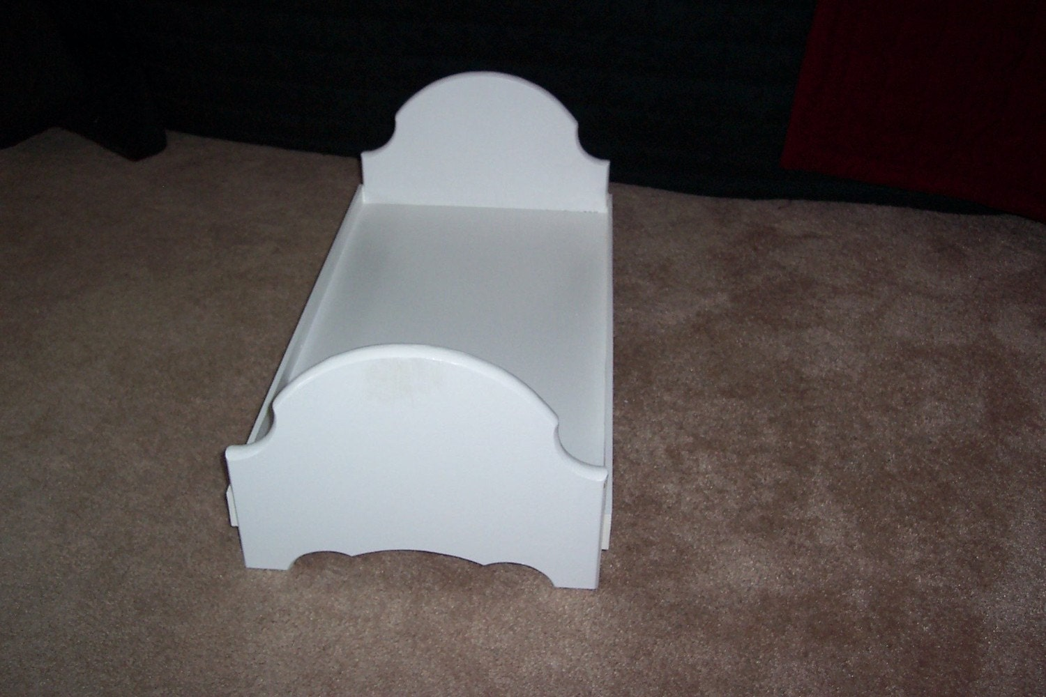 Marvelous photograph of Doll bed fits American girl 18 inch dolls by PineandMore on Etsy with #2D2423 color and 1500x1000 pixels
