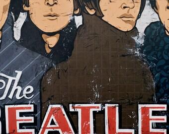 Beatles - Print