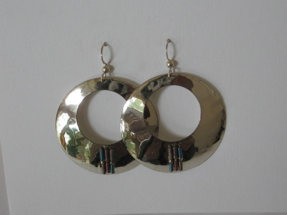 Vintage Holly Yashi Sterling Silver