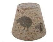 Kiwi Bird Lamp Shade