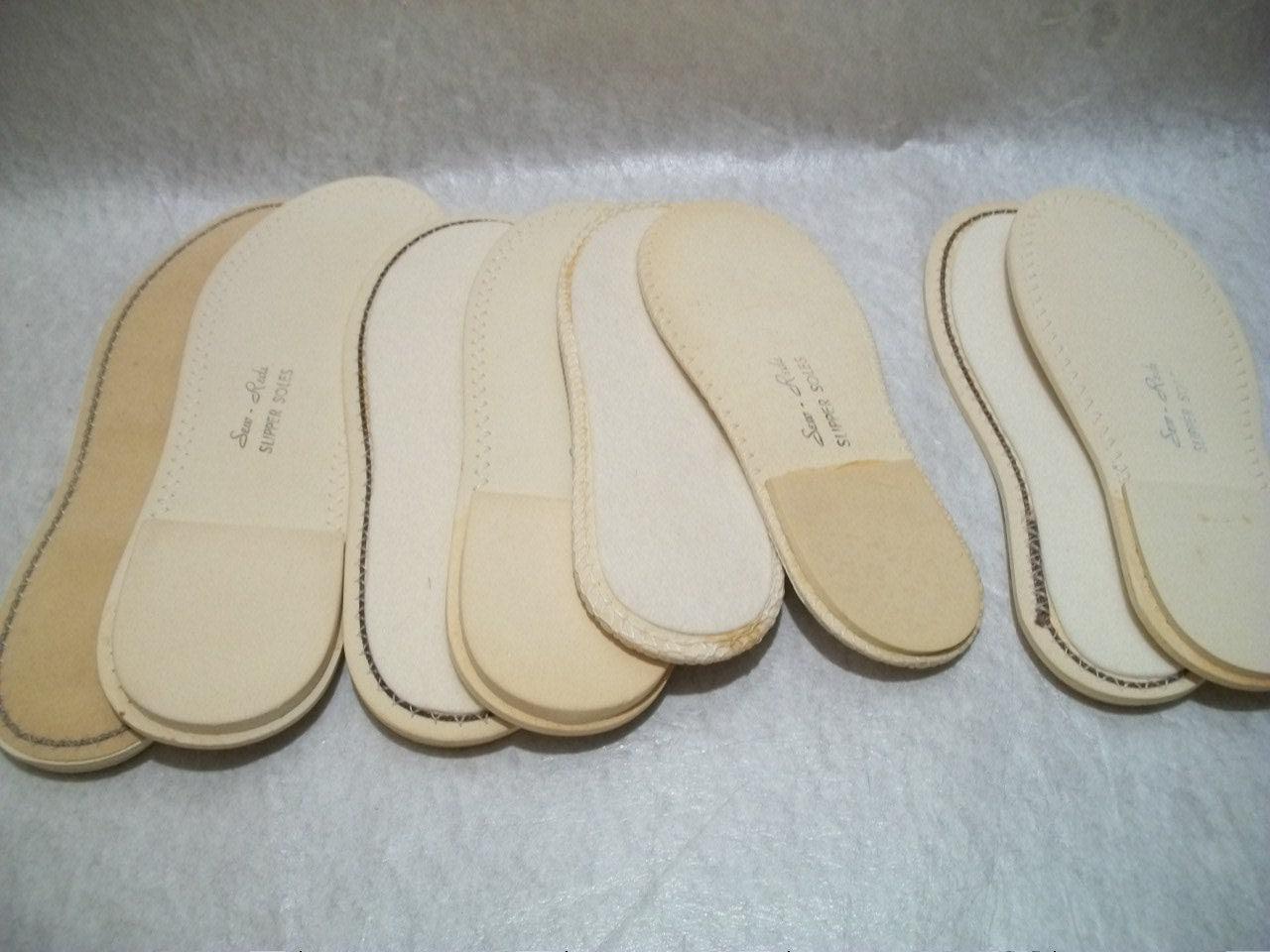 Shoe Supplies Suede