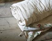 Handmade cotton sleeping bag - adult