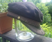 vintage greek fishermans cap