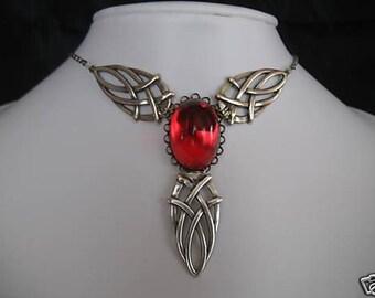 Necklace Celtic/Medieval/Renaissance/Goth/ COLOR CHOICE
