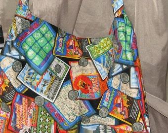 Gambling purse