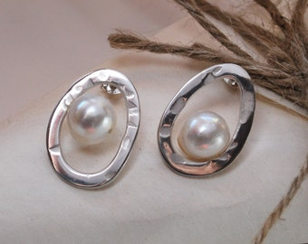 "Earrings ""Satelit"""