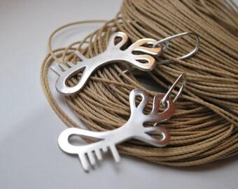 """Earrings """"The Key"""""""