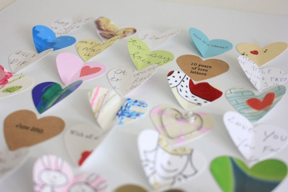 Personalised 1st Wedding Anniversary Gifts: Items Similar To Personalized Anniversary Gift Or First