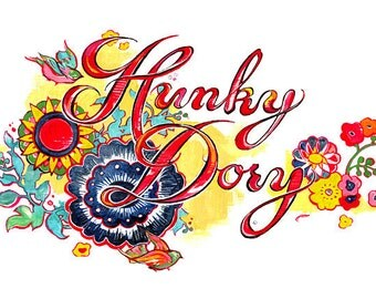 SALE: Hunky Dory