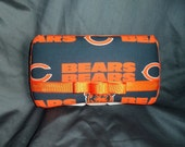 Custom Covered Baby Wipe Case-Chicago Bears