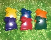 Custom listing for rachmcc- Easter Bunny crayons