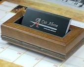Desktop Business Card Holder  (Andrew)